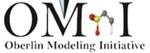 Oberlin Modeling Initiative Logo